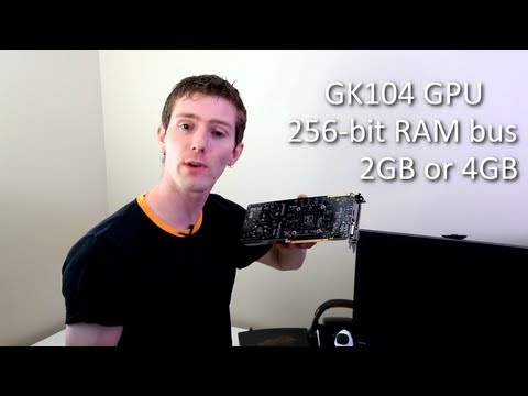 NVIDIA GeForce GTX 770 Unboxing & Technology Overview