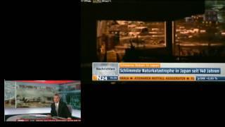 Triggered by 2 CME? MAR-11-2011/ JAPAN:  M 9-.0  EARTHQUAKE- TSUNAMI-MELTDOWN AT  FUKUSHIMA