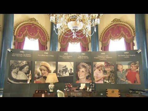 معرض لمقتنيات الأميرة ديانا في ذكراها الـ 20  - نشر قبل 1 ساعة