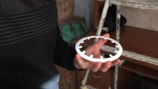 видео Как чистить натяжной потолок