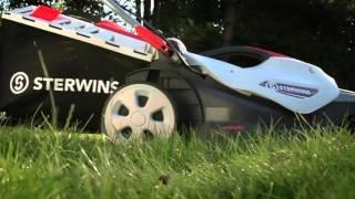 Cortacésped Sterwins de 3 ruedas (Leroy Merlin)