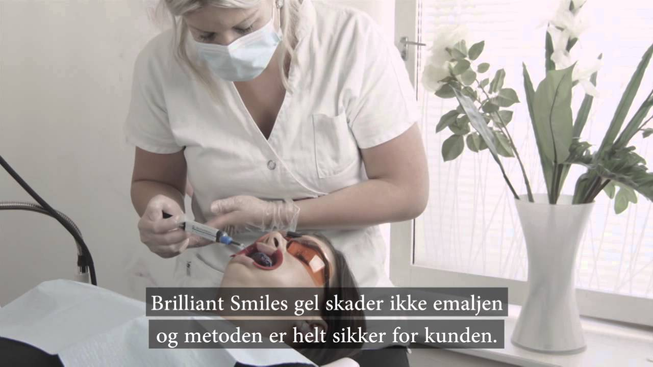 In Office Teeth Whitening Instructions For Practitioners Danish