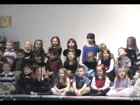 Architha Bommena's Woodrow Wilson Academy, Colorado, Holiday Party Video