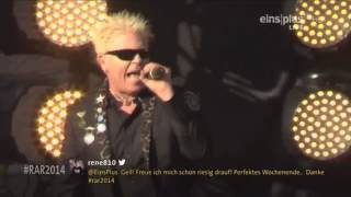 The Offspring - Nitro live at Rock Am Ring 2014