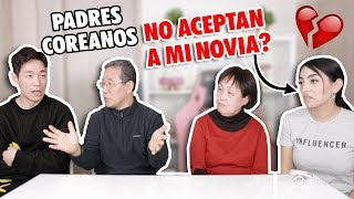 DO MY KOREAN PARENTS HATE MY LATIN GIRLFRIEND?!😢 Q&A | Jadipia