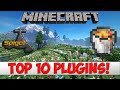 Minecraft - TOP 10 Bukkit/Spigot Plugins of 2018