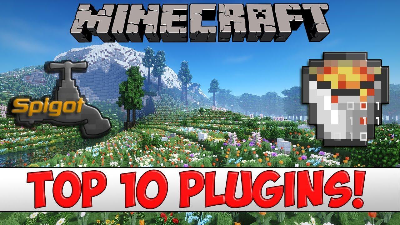 Minecraft Top 10 Bukkit Spigot Plugins Of 2018