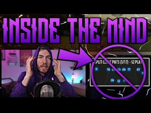 I shut down his Gun Split Close 😶 | Inside The Mind of Throne RAW Ep 3 | Madden 19 Tips