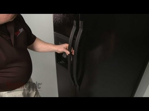 Door Handle - Whirlpool Refrigerator