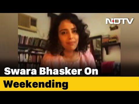 Swara Bhasker On Her New Show 'Rasbhari', Fairness Creams And More