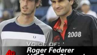 Federer Wins 5th Straight Open