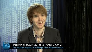 Internet Icon S2 Ep6 - The Murder Mystery Challenge (Part 2 of 2) Feat Shane Dawson