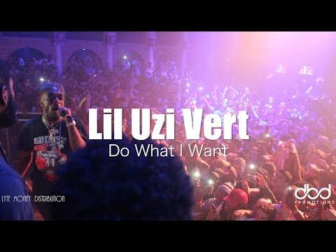 Lil Uzi Vert - Do What I Want (LIVE)