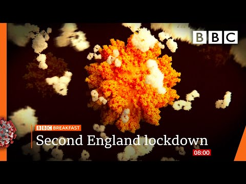 Covid: England Gets Ready For New Four-week Lockdown 🔴 @BBC News Live - BBC