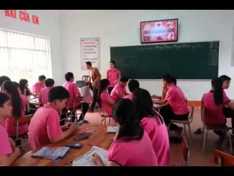 Tiet day lien mon cua truong trung Vuong Quang Tri