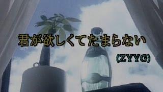 君が欲しくてたまらない (カラオケ) ZYYG