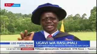 Gavana Lonyangapuo ataka ugavi sawa wa raslimali