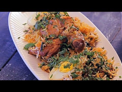 youtube how to cook chicken biryani