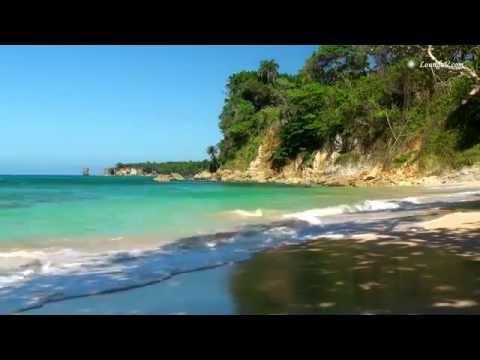 Relaxing Ocean Sounds & Trance-Music @ Tropical Beaches
