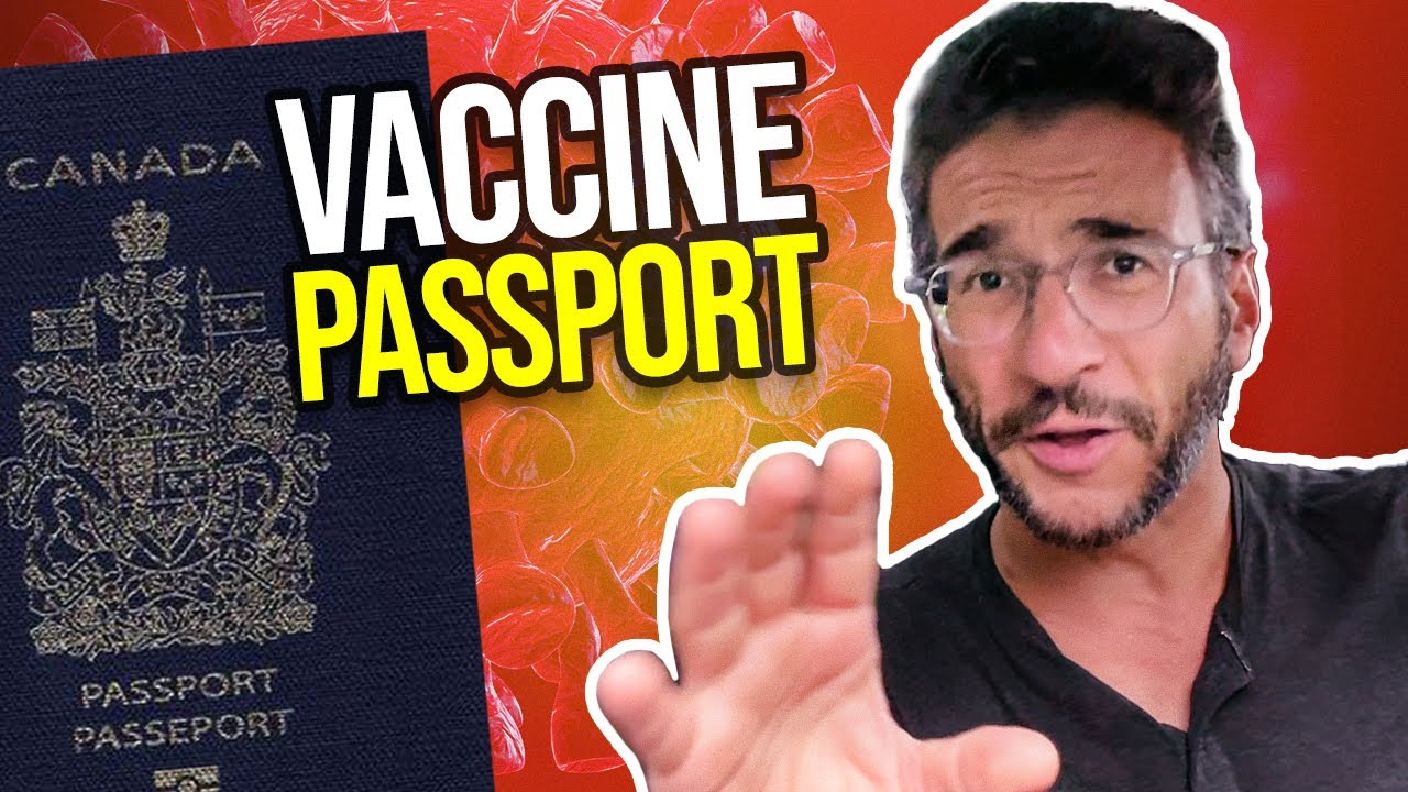 """The """"Vaccine Passport"""" is in Effect in Quebec - My Thoughts"""