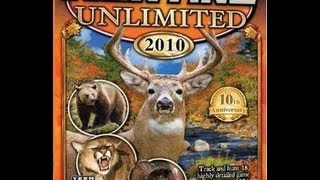 Hunting Unlimited 2010 - Free Hunt - My First Hunt