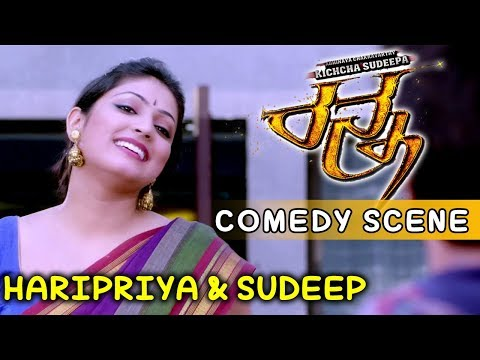 Mandya Ramesh Comedy Scenes | Mandya Ramesh Scolds Kiccha Sudeep Comedy | Ranna Kannada Movie