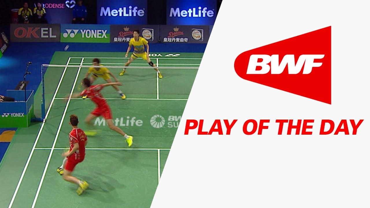 Download Play Of The Day | Badminton QF - Yonex Denmark Open 2016