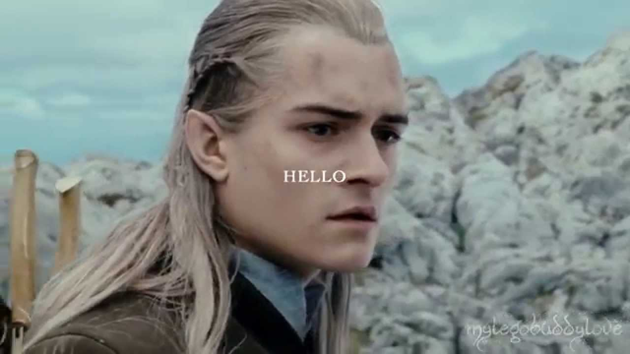 Tales From Middle Earth : Stories : Legolas