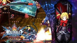 Blazblue Chrono Phantasma Extend - Rachel Alucard - Arcade Mode!