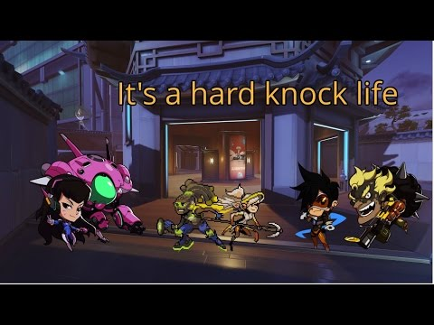 Overwatch: It's a hard knock life