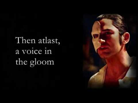 The Phantom Of The Opera - No One Would Listen Official Video Lyrics