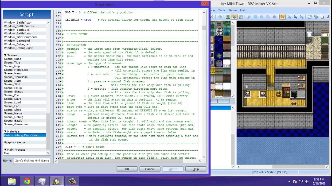 Rpg Maker Vx Ace Mini Game Script - womansokol