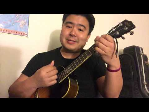 Anuhea - Simple Love Song (Ukulele Cover + Chords in Description)