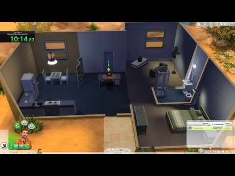"Speedrun - The Sims 4 ""Maxed Video Gaming Skill"" (32m26s)"