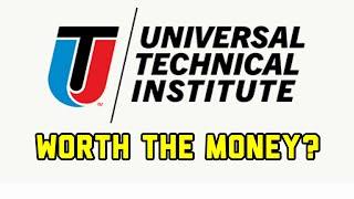Thinking abt Going to UTI - Universal Technical Institute - UTI Review