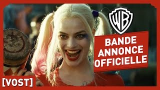 Suicide Squad - Bande Annonce Officielle 3 (VOST) - Jared Leto / Margot Robbie / Will Smith streaming
