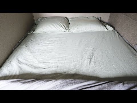 Sheets That Will Fit Your Oddly Shaped RV Mattress: Mattress Insider's Custom Sheet Set