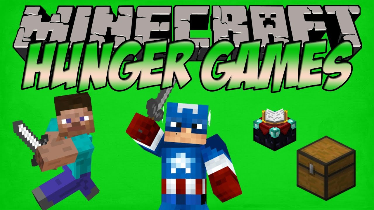 Download Minecraft Minigames - Hunger Games - ToxicBeam For The Win [HD]