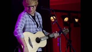 The Guitar Recommended by Ed Sheeran The New Sheeran By Lowden Guitar NAMM 2019