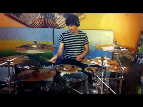 Young The Giant//St. Walker - Drum Cover - Studio