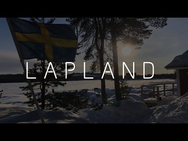 Het wonderschone Zweedse Lapland