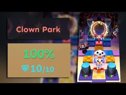 Rolling Sky - Clown Park