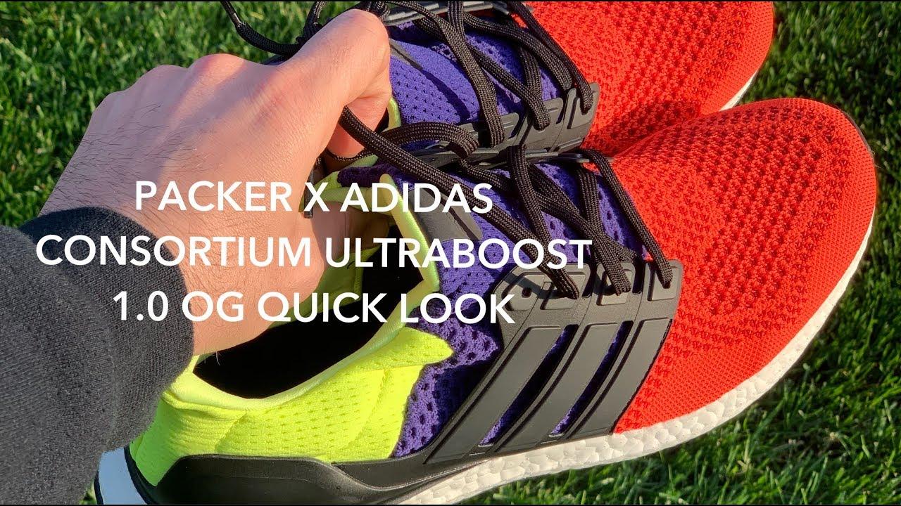 packer ultra boost 1.0
