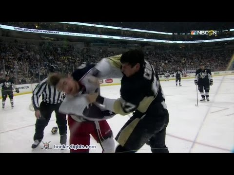 Thumbnail: Brandon Dubinsky vs Sidney Crosby Feb 19, 2015