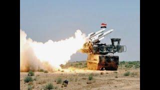 Сирийские ПВО подбили израильский военный самолет