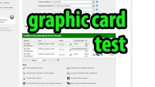 SolidWorks | Graphic Card Check & System Requirements (Ekran Kart ve Sistem Kontrol)