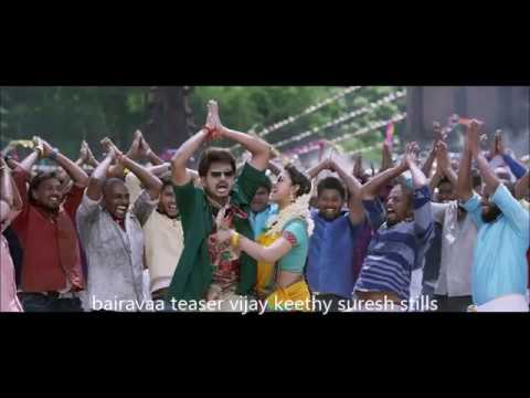 bairavaa video song