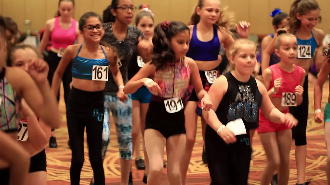 Power Dance Convention recap video Austin Texas.