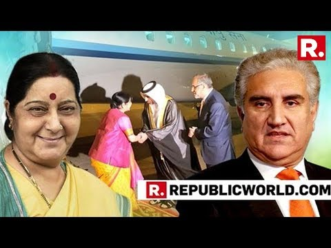 DIPLOMATIC WIN FOR INDIA: Pak To Not Attend OIC Meeting Because Sushma Swaraj Is Guest Of Honour