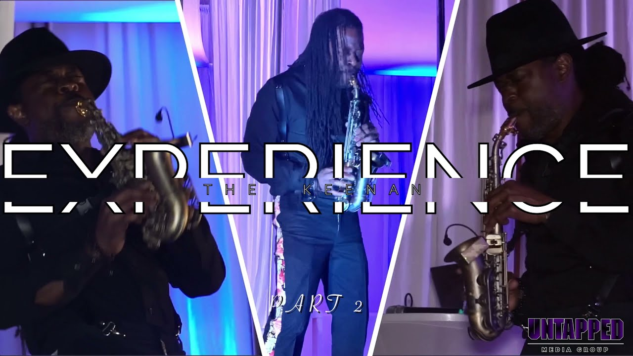Sax After Dark (The Keenan Experience)